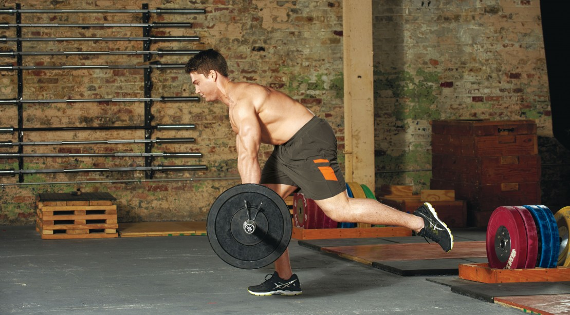 The 6-Minute Lower-Body Assault Workout