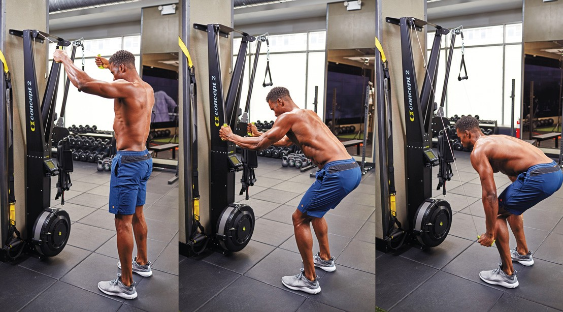 Improve your Posture and Your Cardiovascular With The SkiErg