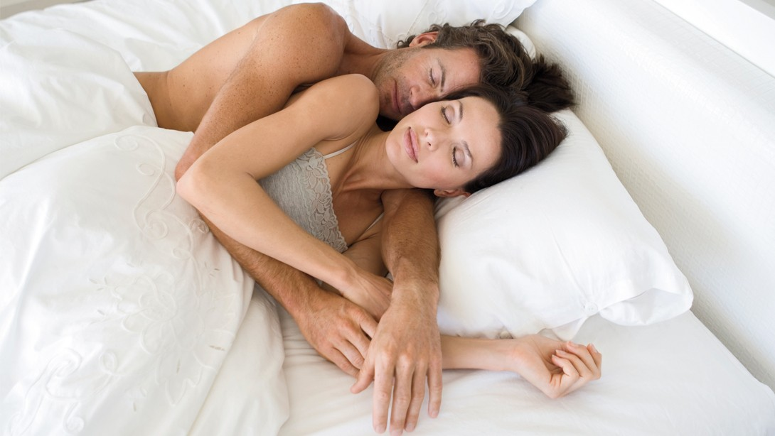 Sleep Your Way to Better Sex