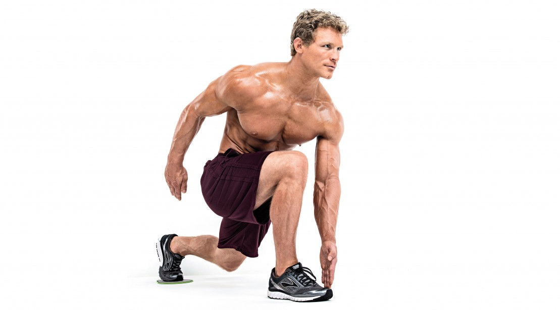 The Muscle-Building, Fat-Burning Slider Workout