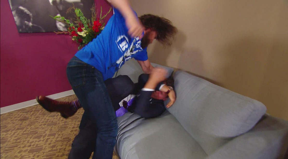 'Smackdown' Recap: Daniel Bryan Attacks The Miz on the Set of 'Miz and Mrs.'