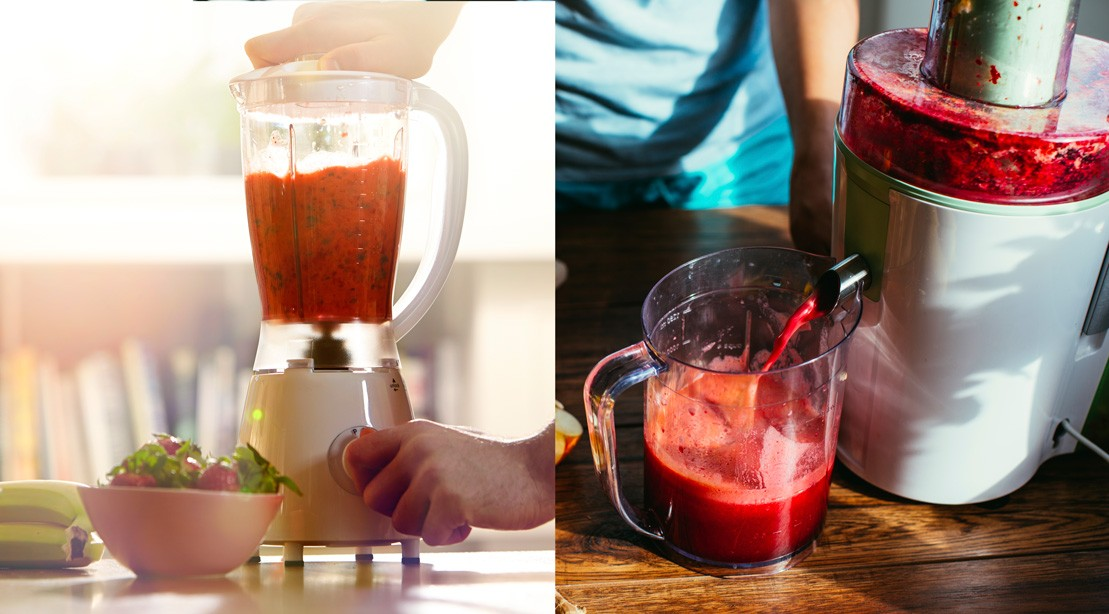 Which Are Healthier: Juices or Smoothies?