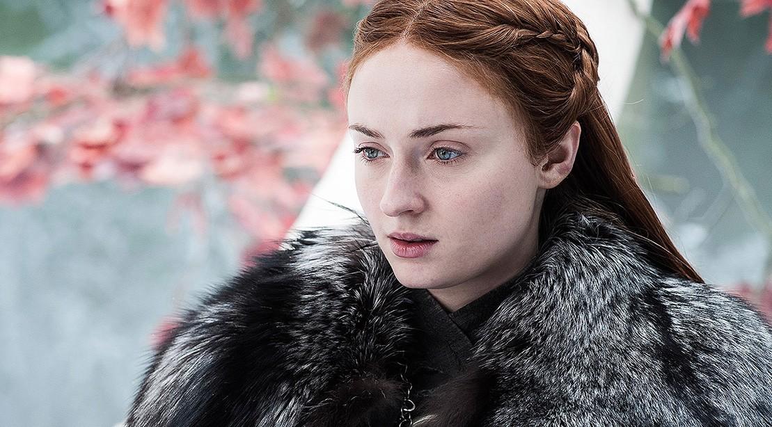 Sophie Turner in 'Game of Thrones'