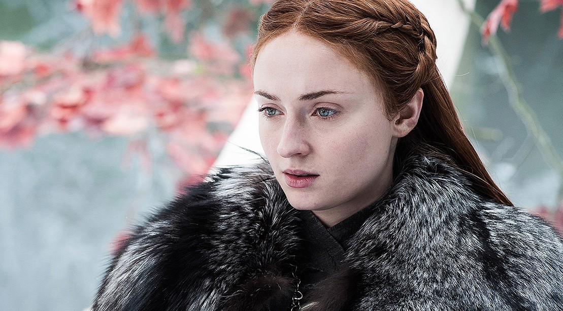 Sophie Turner in 'Game of Thrones'