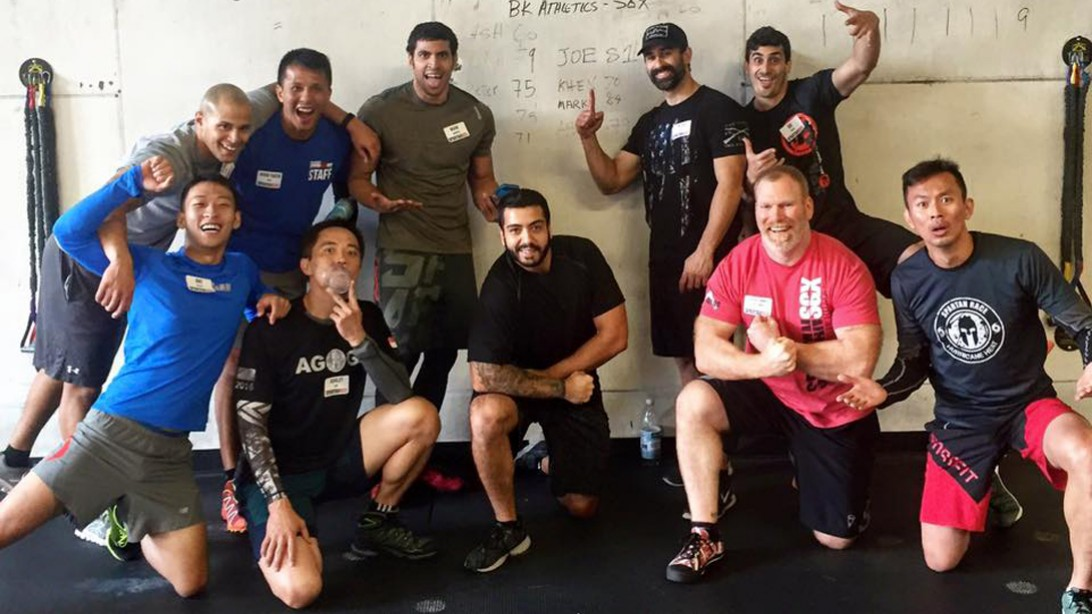 The Workout For Everyone: SPARTAN SGX