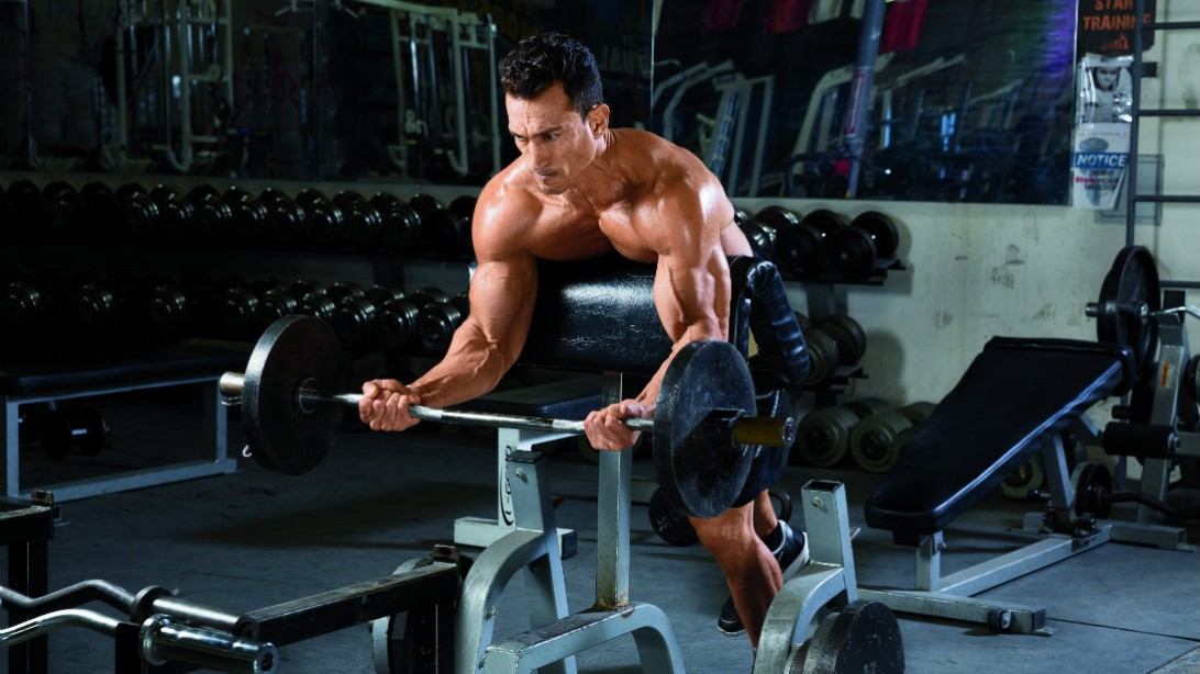 Spider Curl Ultimate Biceps Promo