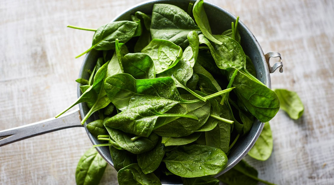 spinach for T 604375571