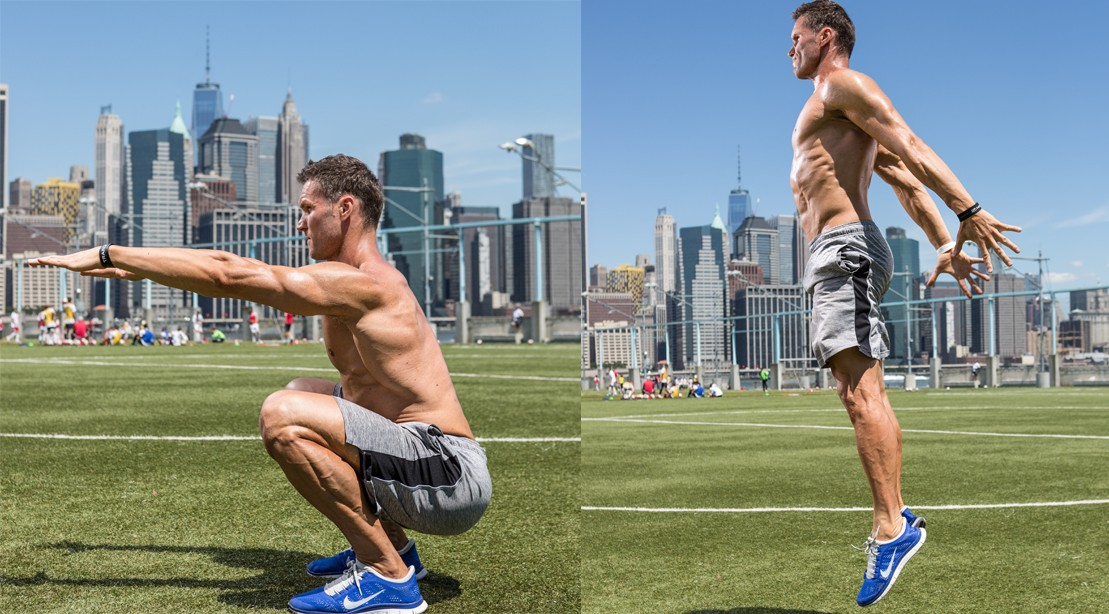 The Lower-Body Finisher Circuit
