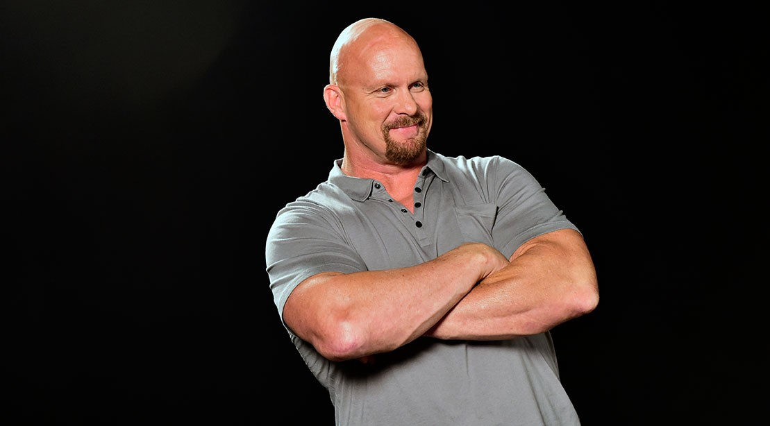At 52, 'Stone Cold' Steve Austin Still Looks Jacked