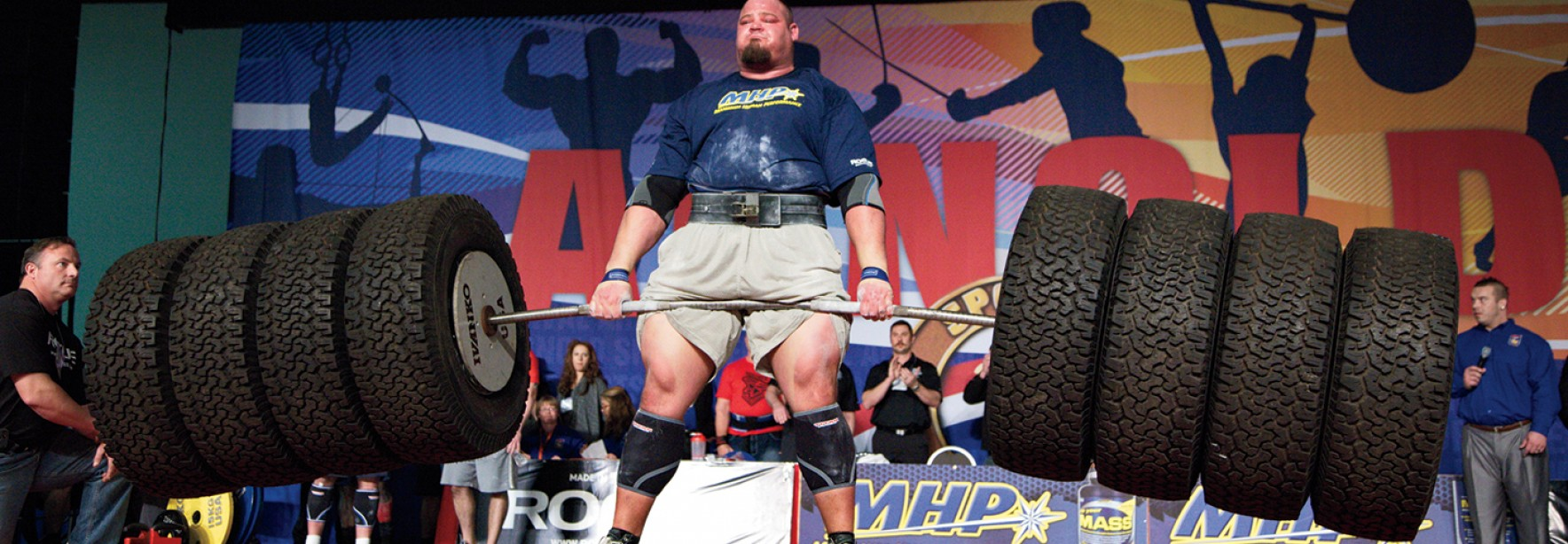 Brian Shaw, The Worlds Strongest Man, Joins Star-Studded 'Kickboxer' Cast