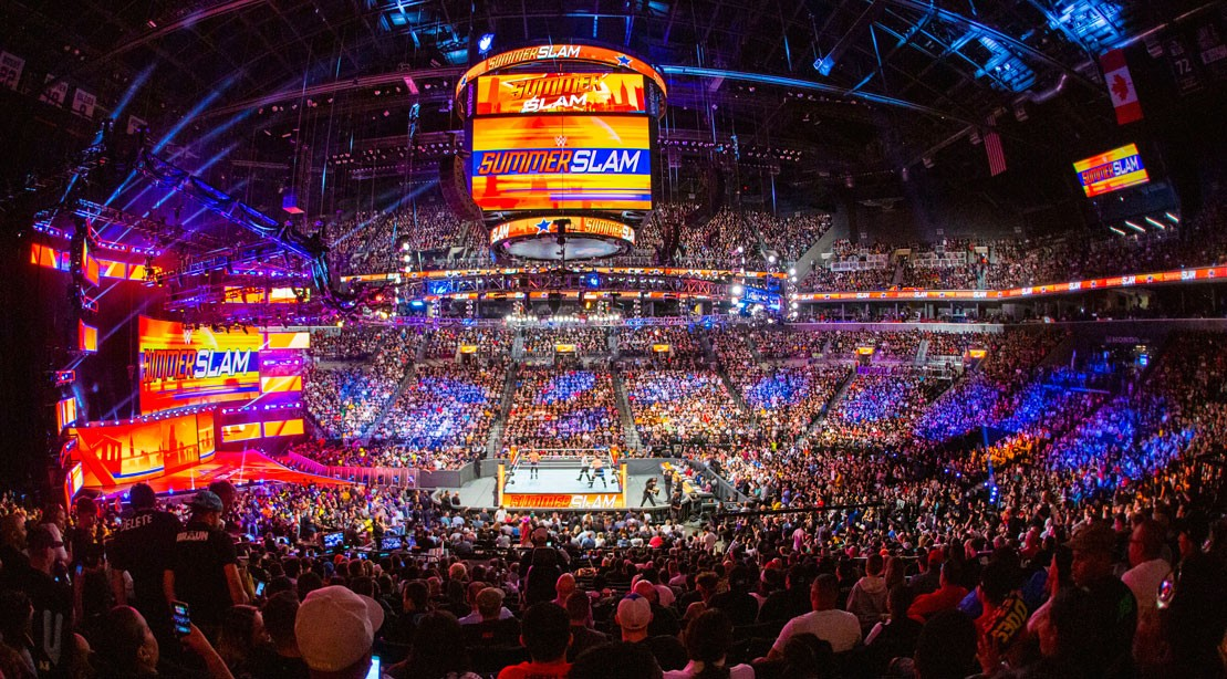 WWE Takes Over Toronto With SummerSlam