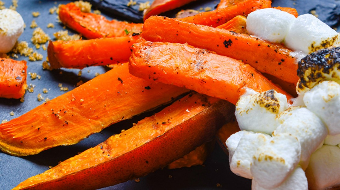 Southern Comfort Sweet Potatoes