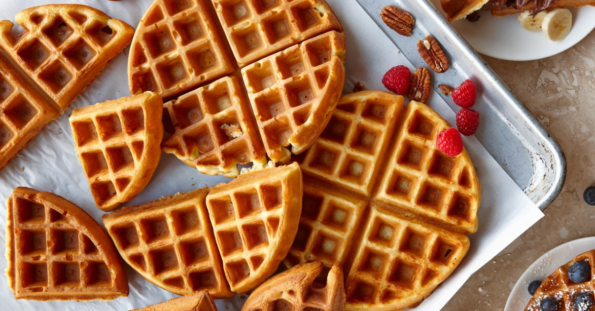 Image result for Sweet Potato Waffles