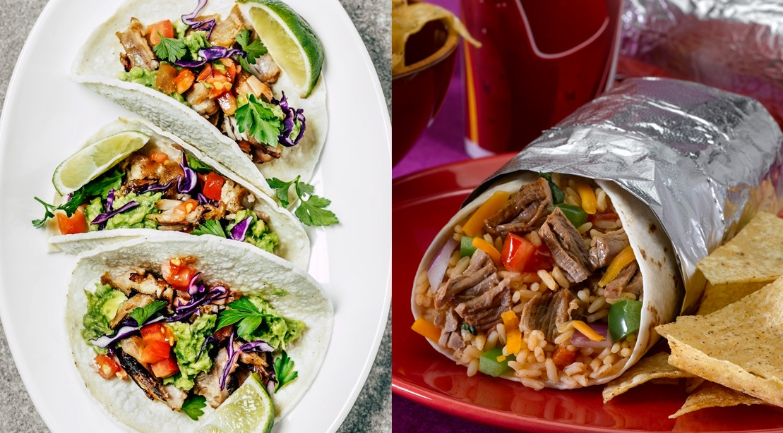 Taco / Burrito