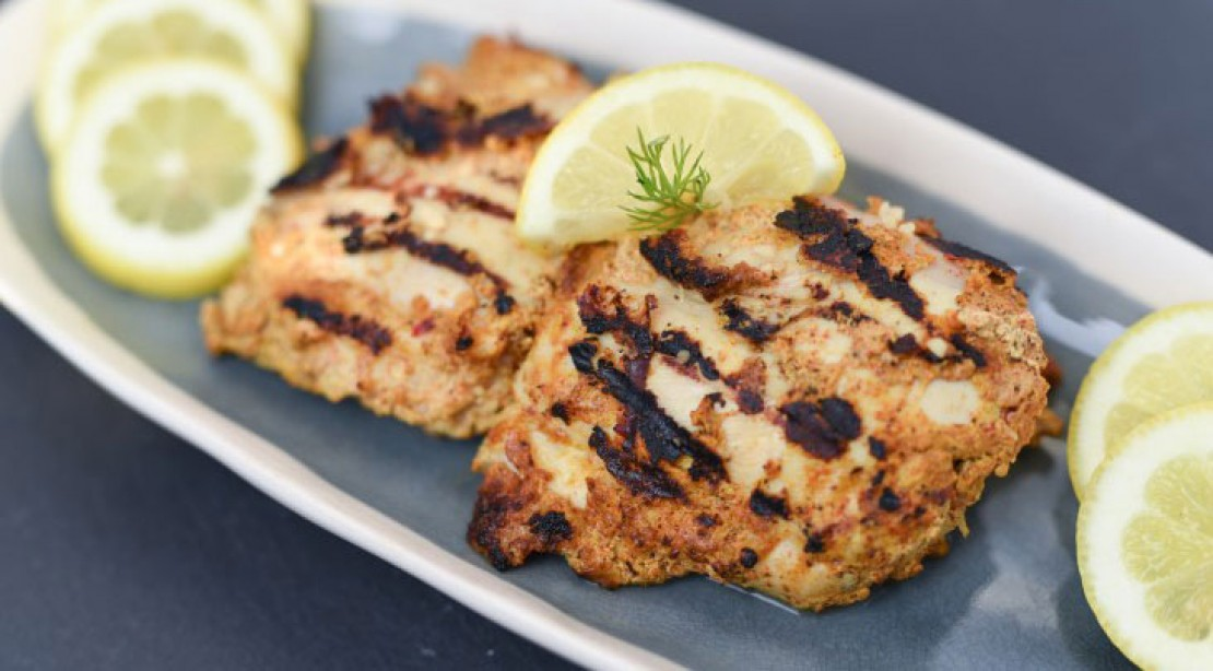 Spicy Tandoori Marinade