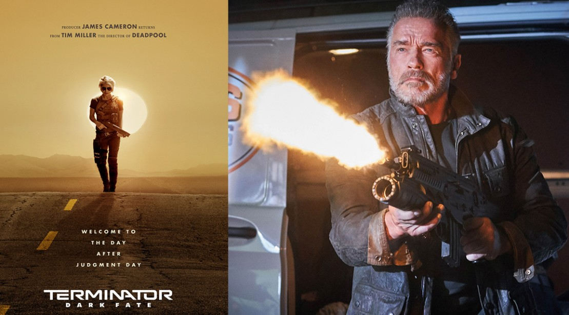 Watch: The Action-Packed 'Terminator: Dark Fate' Trailer
