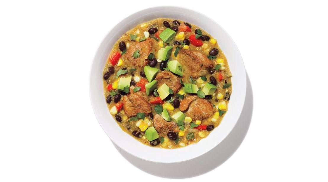 Dinner Grains: Tex-Mex Amaranth Pork Stew