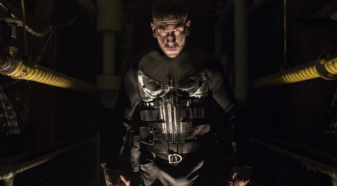 WATCH: First Trailer for Marvel's Next Nefflix Series 'The Punisher'