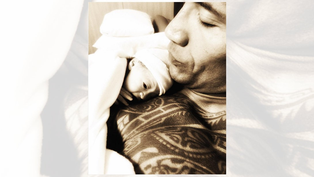 The Rock Has a New Baby Girl, and One Epic Year