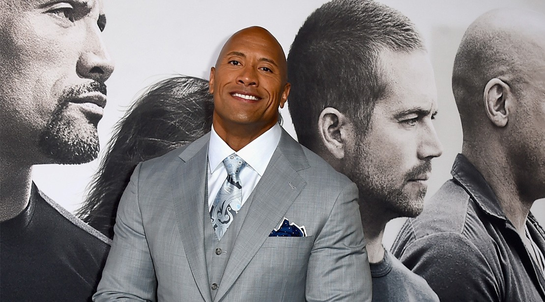 The Rock to Present at 2017 Oscars