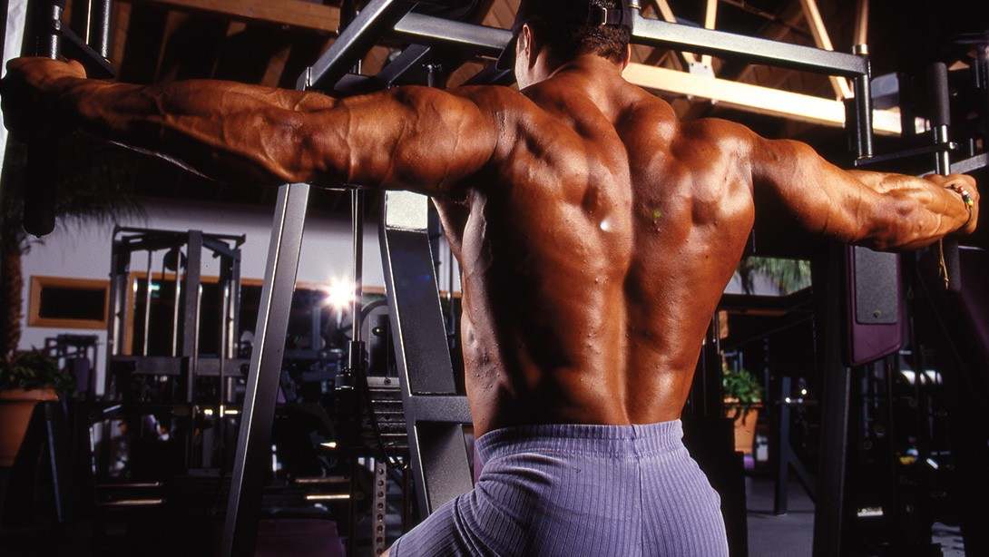 Muscle Building Exercises Thick Back Blitz Muscle Fitness
