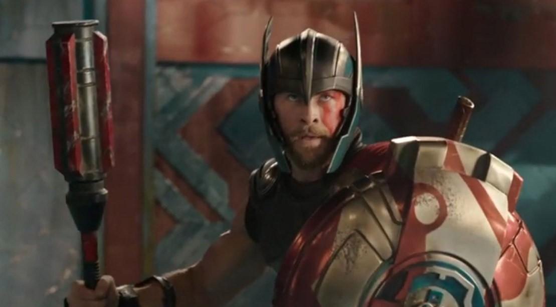 Marvel Entertainment, Chris Hemsworth Thor: Ragnarok Trailer