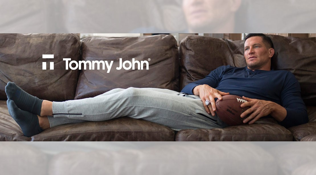 Tommy John Launches Men of Substance Campaign with Honoree, Steve Weatherford