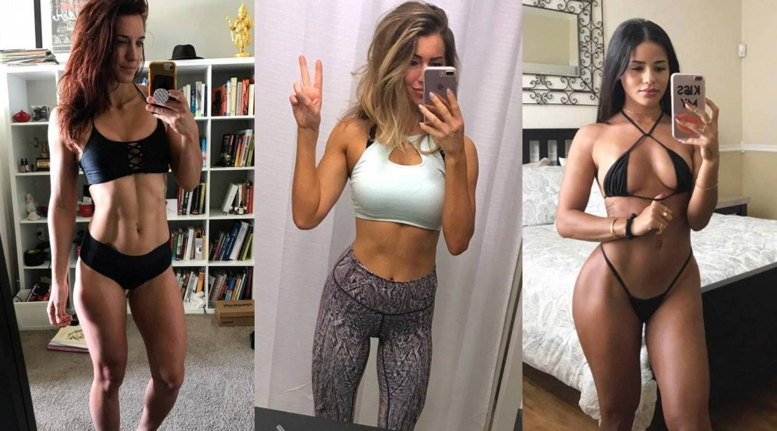 Sexiest girl on instagram 2017