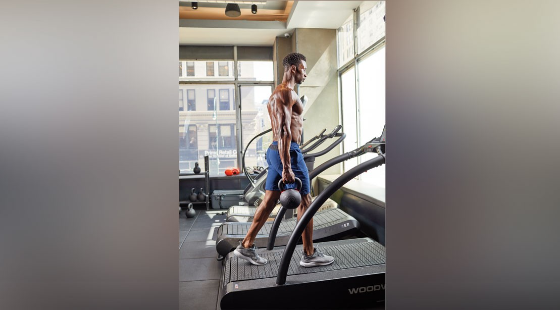 Do You Have What It Takes for the Treadmill Grip Challenge?