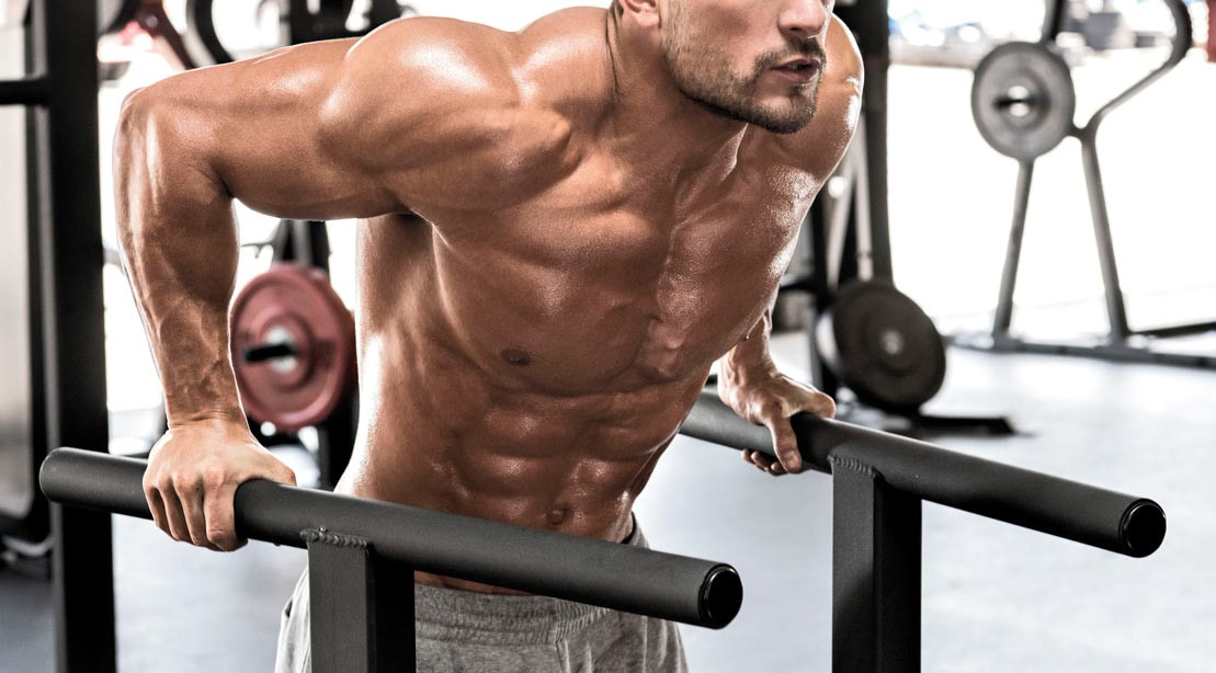 Straight Up Triceps The Tri Workout For Bigger Arms Muscle Fitness