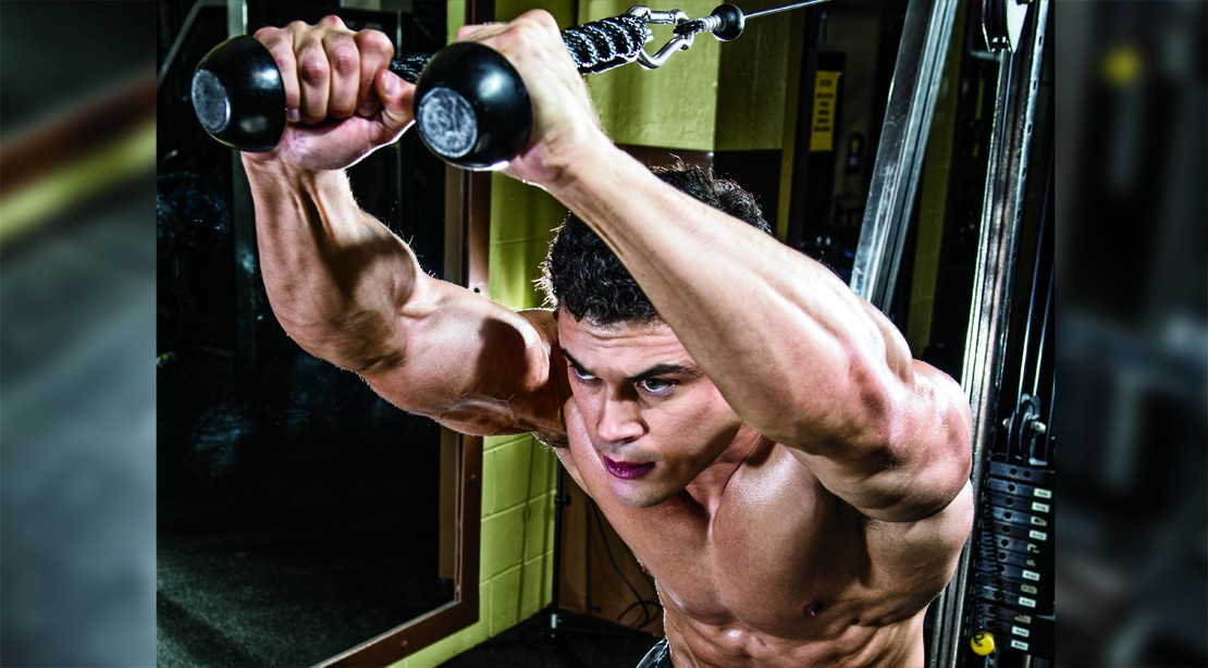 Rate My Workout: Training Triceps