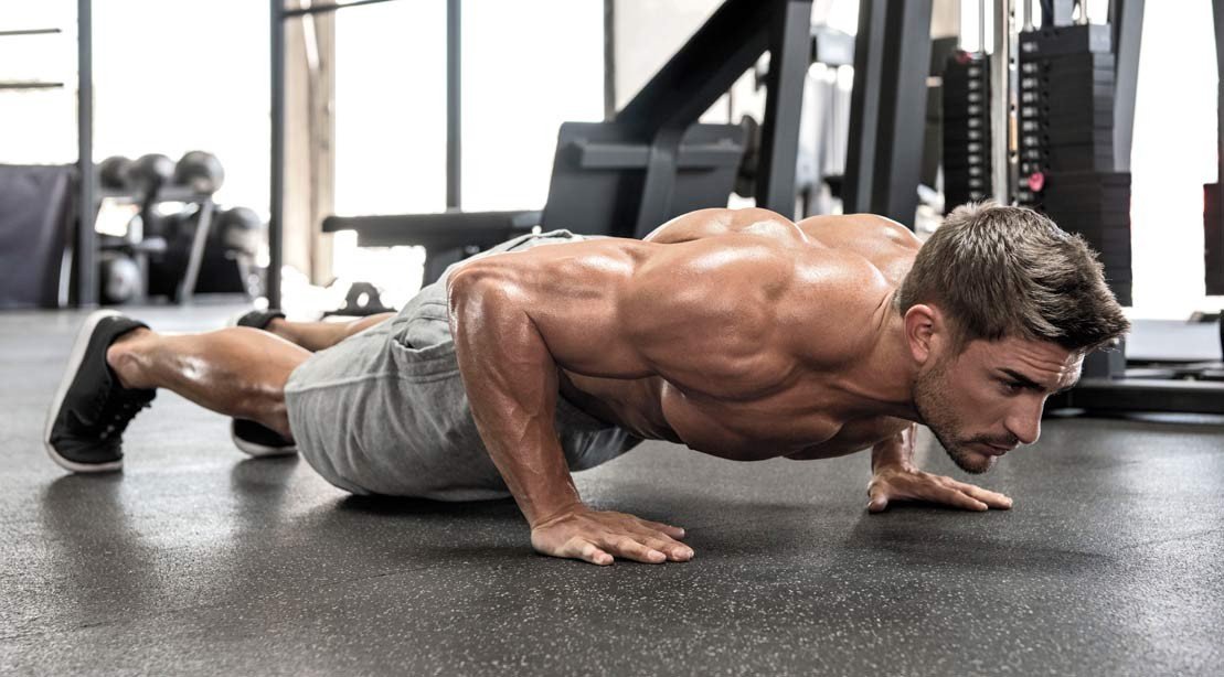 At-home Workout: Best Bodyweight Training Exercises | Muscle