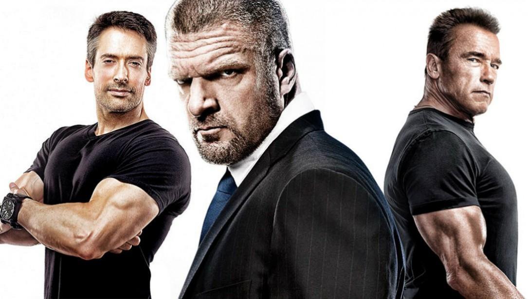 Triple H joins MF