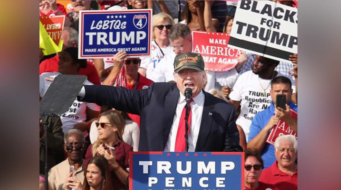 Donald Trump Beating Hillary In Key Swing State Poll