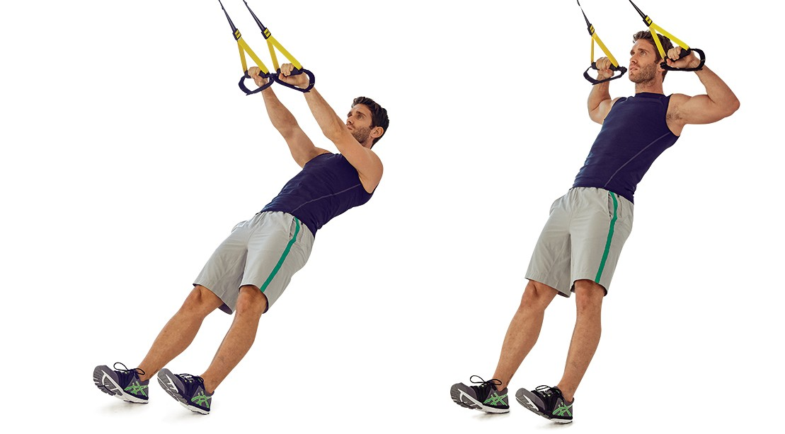the trx face pull exercise finisher muscle fitness