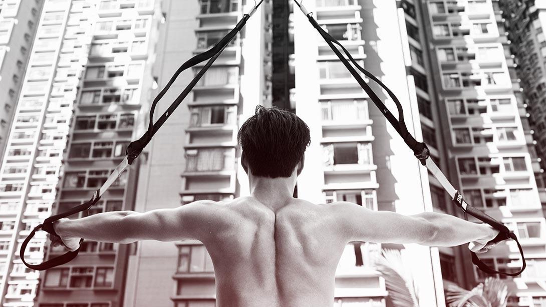 trx full body workout