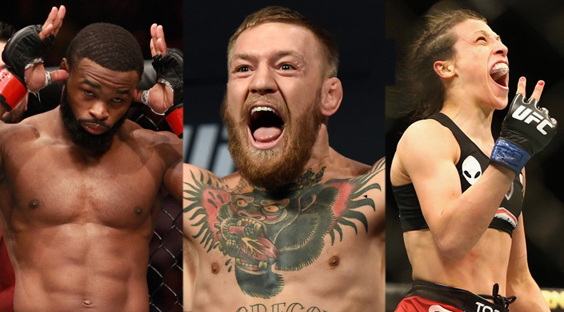 Best Entrance Songs From UFC Fighters in UFC 205   Muscle & Fitness