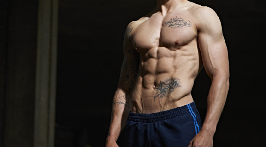 muscular physique