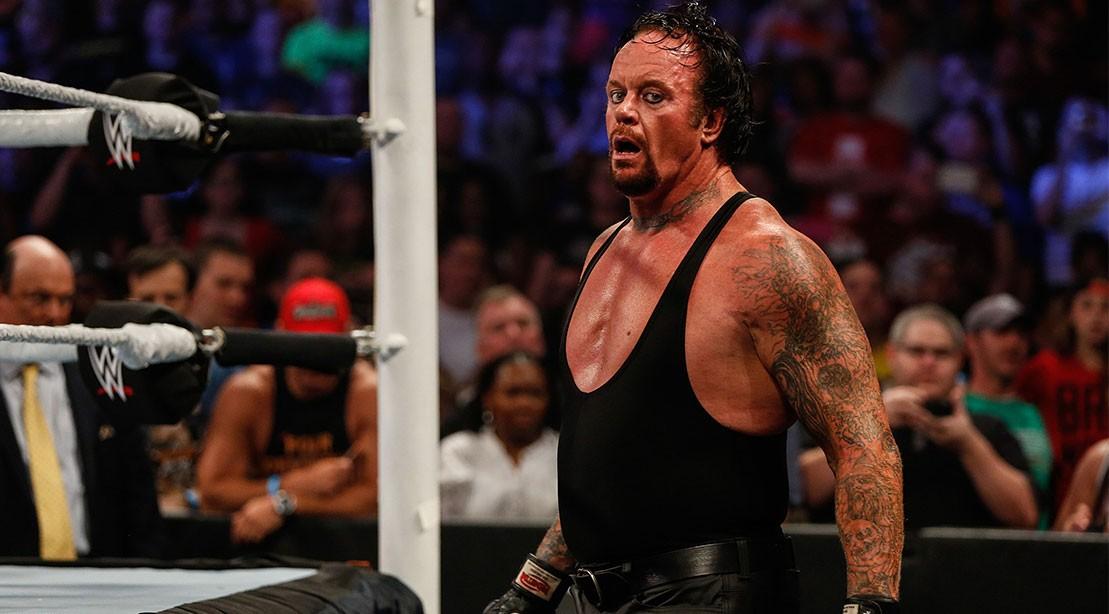 Undertaker at Wrestlemania