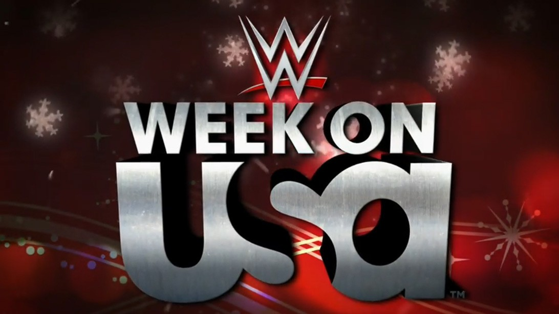 wwe week on usa network