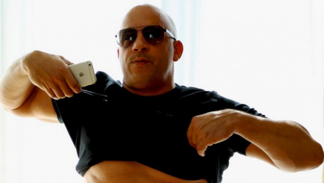 Vin Diesel Responds to Questions About His Abs