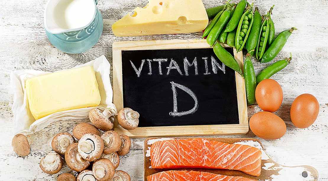 Vitamin D May Improve Muscle Strength, Study Finds