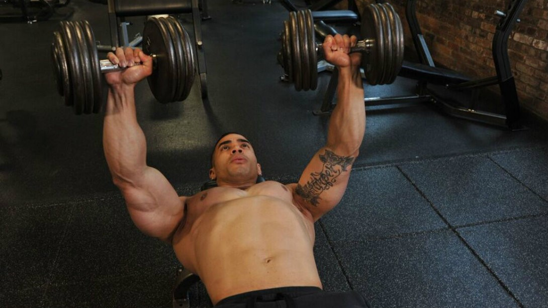 The Warrior Fit Workout: Chest