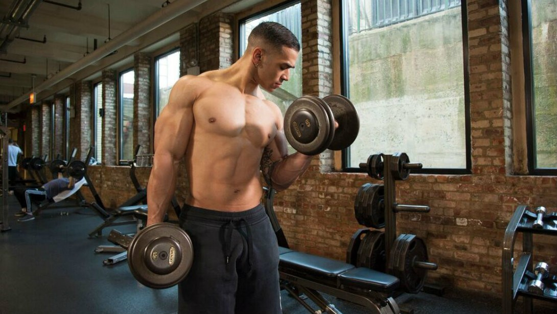 The Warrior Fit Workout: Arms