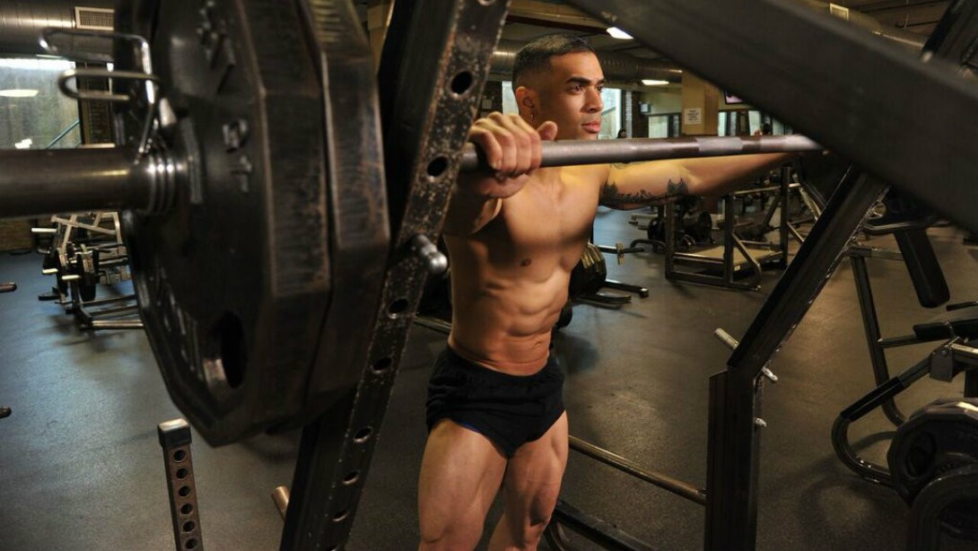 Muscle & Fitness Warrior Fit: Fit Test