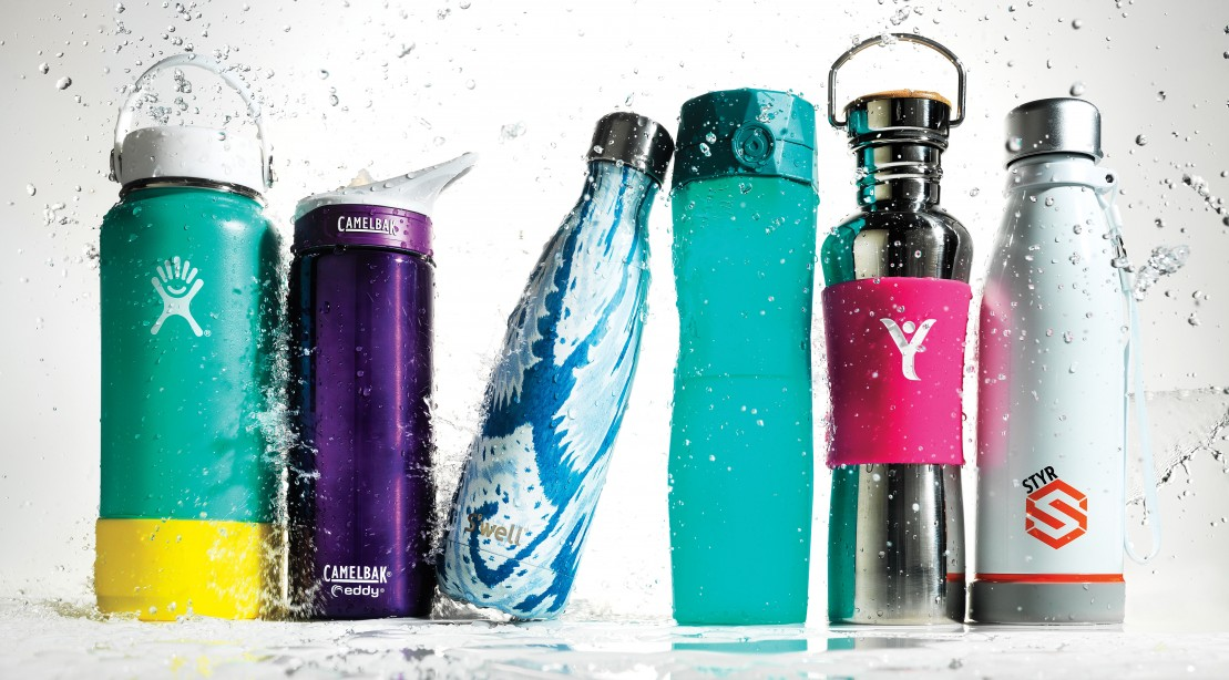 the best water bottles and hydration accessories of the summer