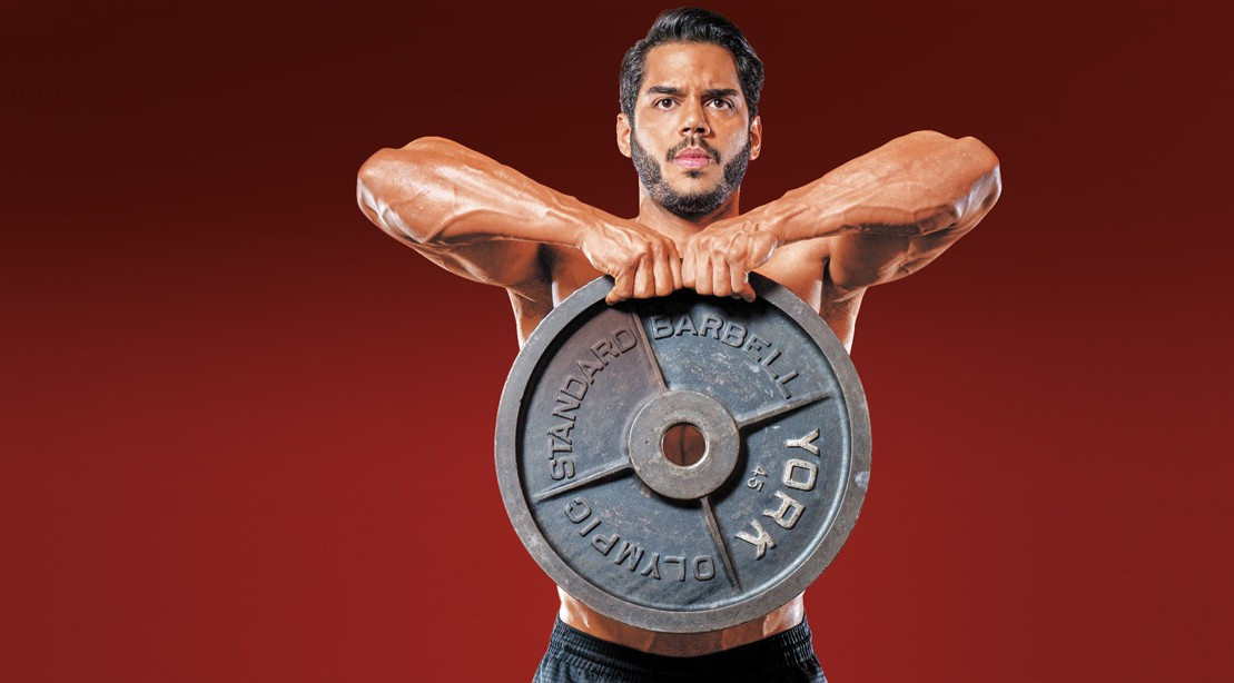 Three Time-Saving, One-Plate Workouts