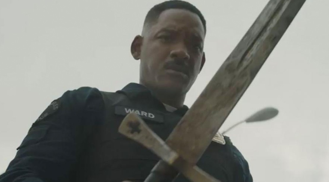 Watch: Will Smith Teams up with an Orc in the First Trailer for Netflix's 'Bright'