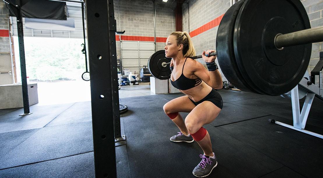 Woman Lifting