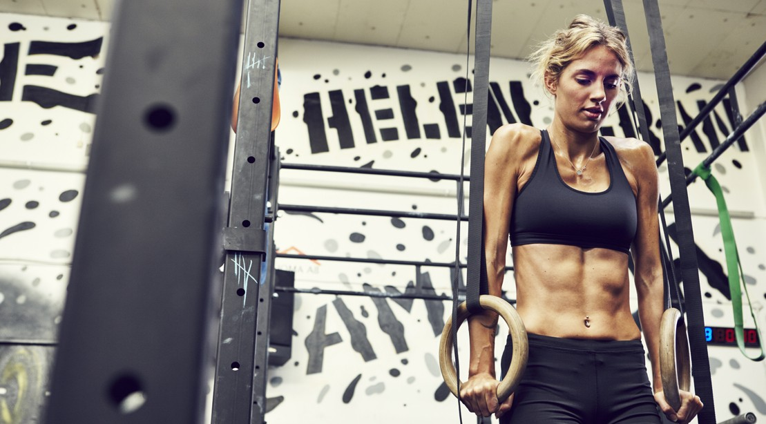 The HIIT Workout to the Body of a Gymnast